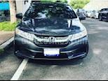 Foto venta Auto Seminuevo Honda City LX 1.5L Aut (2017) color Acero precio $185,000