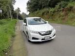 Foto venta Auto usado Honda City LX 1.5L Aut (2014) color Blanco precio $169,000