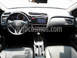 Foto venta Auto Seminuevo Honda City LX 1.5L (2016) color Acero precio $198,000