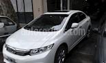 Foto venta Auto Usado Honda Civic 1.8 EXS AT Sedan (140cv) (L12) (2013) color Blanco precio $395.000