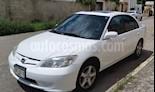 Foto venta Auto usado Honda Civic Coupe EX 1.7L (2005) color Blanco precio $68,000