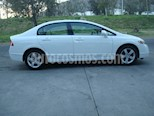 Foto venta Auto usado Honda Civic Coupe EX 1.8L (2008) color Blanco precio $70,000