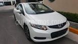 Foto venta Auto Usado Honda Civic Coupe EX 1.8L (2013) color Blanco precio $185,000