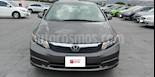 Foto venta Auto Seminuevo Honda Civic EX 1.8L Aut (2012) color Cafe precio $179,000