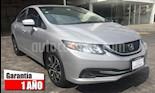 Foto venta Auto Seminuevo Honda Civic EX 1.8L (2014) color Plata precio $209,000