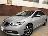 Foto venta Auto Seminuevo Honda Civic EX 1.8L (2014) color Plata precio $188,000