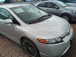 Foto venta Auto Seminuevo Honda Civic EX 1.8L (2008) color Plata precio $105,000