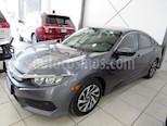 Foto venta Auto Usado Honda Civic EX Aut (2016) color Gris precio $260,000