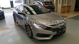 Foto venta Auto Seminuevo Honda Civic EX Aut (2017) color Plata precio $310,000