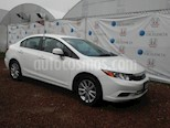 Foto venta Auto Seminuevo Honda Civic EX (2012) color Blanco precio $170,000