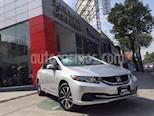 Foto venta Auto Usado Honda Civic EXL 1.8L Aut (2013) color Plata Diamante precio $209,999