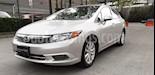 Foto venta Auto Usado Honda Civic EXL 1.8L Aut (2012) color Plata precio $195,000