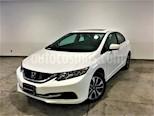 Foto venta Auto Seminuevo Honda Civic EXL 1.8L Aut (2015) color Blanco Marfil precio $238,900