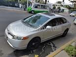 Foto venta Auto usado Honda Civic EXL 1.8L (2006) color Plata precio $69,999