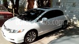 Foto venta Auto usado Honda Civic EXL 1.8L (2009) color Blanco precio $90,000