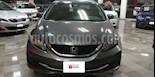 Foto venta Auto Seminuevo Honda Civic LX 1.7L Aut (2015) color Gris precio $229,000