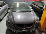 Foto venta Auto Seminuevo Honda Civic LX 1.7L (2015) color Gris precio $210,000