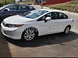 Foto venta Auto Seminuevo Honda Civic LX 1.8L Aut (2012) color Blanco Marfil precio $150,000
