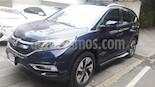 Foto venta Auto Seminuevo Honda CR-V EXL NAVI (2016) color Azul precio $365,000