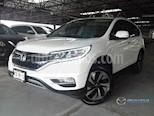 Foto venta Auto Seminuevo Honda CR-V EXL Navi (2015) color Blanco Marfil