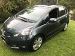 Foto venta Auto usado Honda Fit EX Aut color Verde Petroleo precio $200.000
