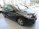 Foto venta Auto Seminuevo Honda Fit Hit 1.5L Aut (2017) color Negro precio $245,000