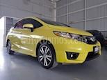 Foto venta Auto Seminuevo Honda Fit Hit 1.5L Aut (2016) color Amarillo precio $195,000
