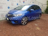 Foto venta Auto Seminuevo Honda Fit Hit 1.5L Aut (2017) color Azul precio $255,000