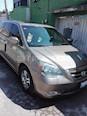 Foto venta Auto usado Honda Odyssey EXL (2005) color Bronce precio $112,000