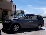 Foto venta Auto usado Honda Odyssey EXL (2012) color Gris Humo precio $228,000