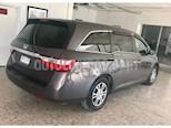 Foto venta Auto Usado Honda Odyssey LX (2012) color Gris Humo precio $195,000