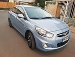 Foto venta Auto usado Hyundai Accent 1.4 GL Ac  (2013) color Celeste precio $6.500.000
