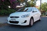 Foto venta Auto usado Hyundai Accent 1.4 GL Ac (2013) color Blanco Marfil precio $6.450.000