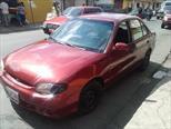 Foto venta carro Usado Hyundai Accent LS 1.5 Sinc. (2002) color Rojo Obscuro