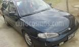 Foto venta Auto usado Hyundai Elantra 1.8 GLS Wagon Full (1998) color Verde precio $45.000