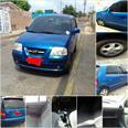 Foto venta carro usado Hyundai Elantra GLS Sinc. (2007) color Azul Amiral precio u$s2.000