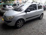 Foto venta Carro usado Hyundai Getz 3P 1.4L (2007) color Plata precio $15.800.000