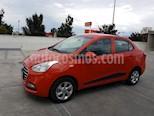 Foto venta Auto usado Hyundai Grand i10 GL Aut (2018) color Naranja precio $210,000