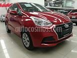 Foto venta Auto Seminuevo Hyundai Grand i10 GL MID (2018) color Rojo precio $182,000