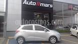 Foto venta Auto usado Hyundai Grand i10 GL MID (2018) color Plata precio $160,000