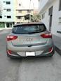 Hyundai i30 GL Sport Aut usado (2014) color Gris precio u$s12,000