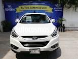 Foto venta Auto Seminuevo Hyundai ix 35 GLS Premium Aut (2015) color Blanco precio $270,000