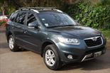 Foto venta Auto usado Hyundai Santa Fe 2.4 2WD DSL (2012) color Gris precio $315.000