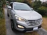 Foto venta Auto usado Hyundai Santa Fe 2.4 4x2 Full 7 Asientos (2014) color Gris precio $805.000