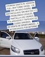Foto venta Auto usado Hyundai Santa Fe 2.4L 4x4 7P Aut    (2010) color Blanco precio u$s15.500
