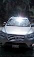 Foto venta Auto usado Hyundai Santa Fe 2.4L GLS 4x4 color Gris precio u$s13,500