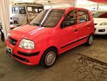 Foto venta Carro usado Hyundai Santro 1.0 (2006) color Rojo precio $15.500.000