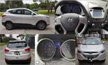 Hyundai Tucson GL 2.0L 4x4 usado (2015) color Plata Liquido precio $16,500