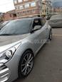 Foto venta Carro Usado Hyundai Veloster 1.6 (2013) color Plata precio $43.000.000