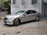 Foto venta Auto Seminuevo Infiniti G Sedan 37 (2012) color Gris precio $240,000